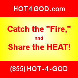 HOT 4 GOD Ad