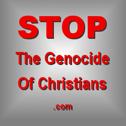 Stop The Genocide Ad